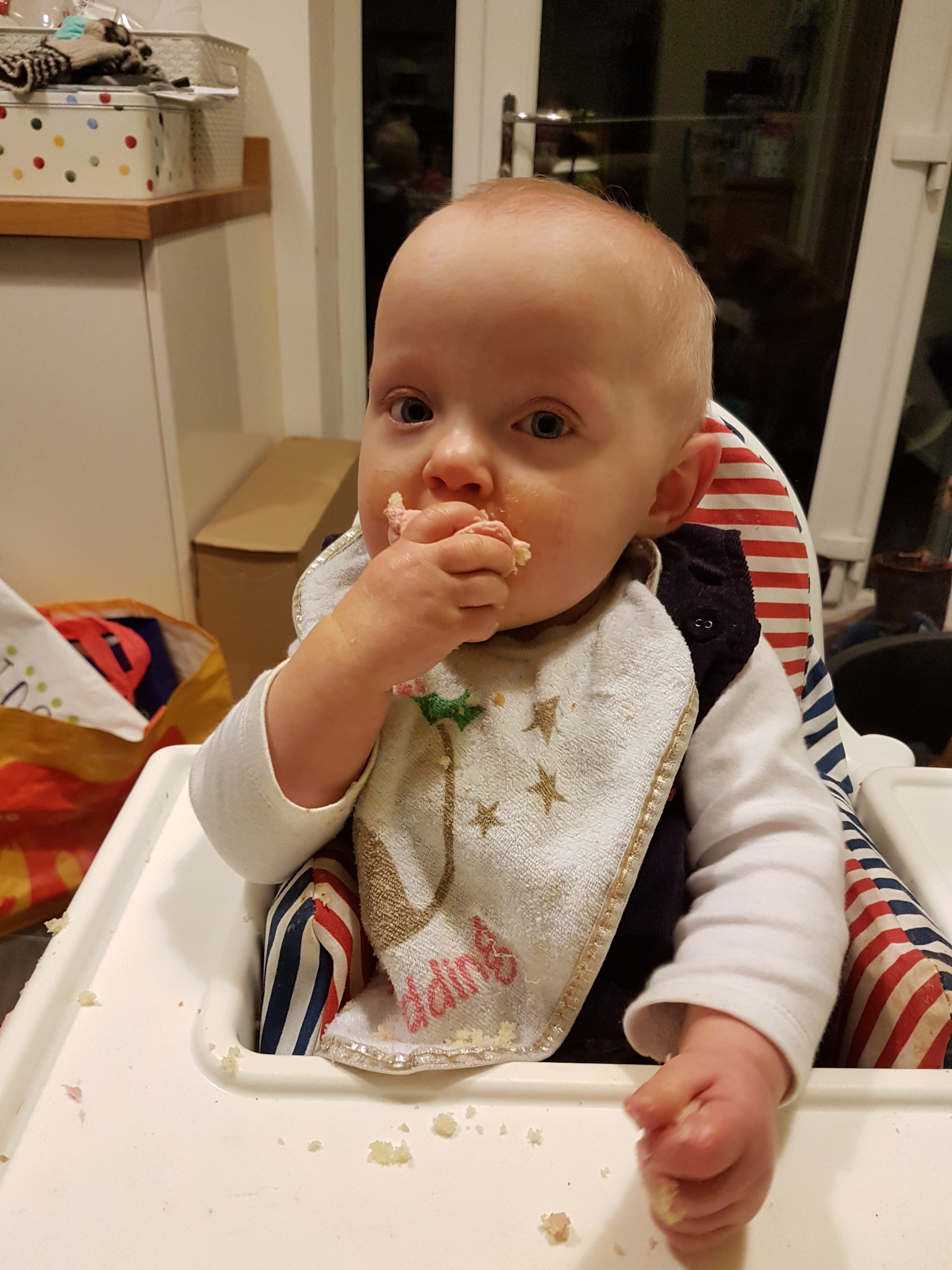 Meal Time with a Premature Baby – Weaning, Seating & Spoons! | The ...