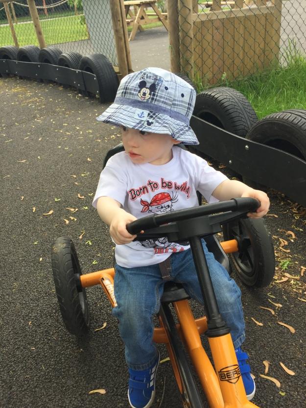 Flynn toddler
